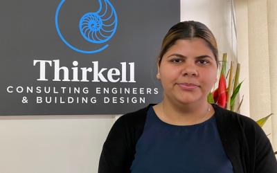 VPG Participant Megan thriving at Thirkell