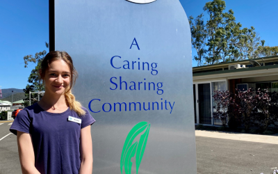 VPG Participant Kirstin's success in Individual Support