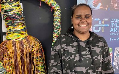 VPG Participant Catherine's Transition to Work Success