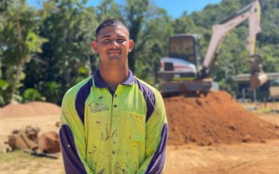 VPG Participant James' Transition to Work Success
